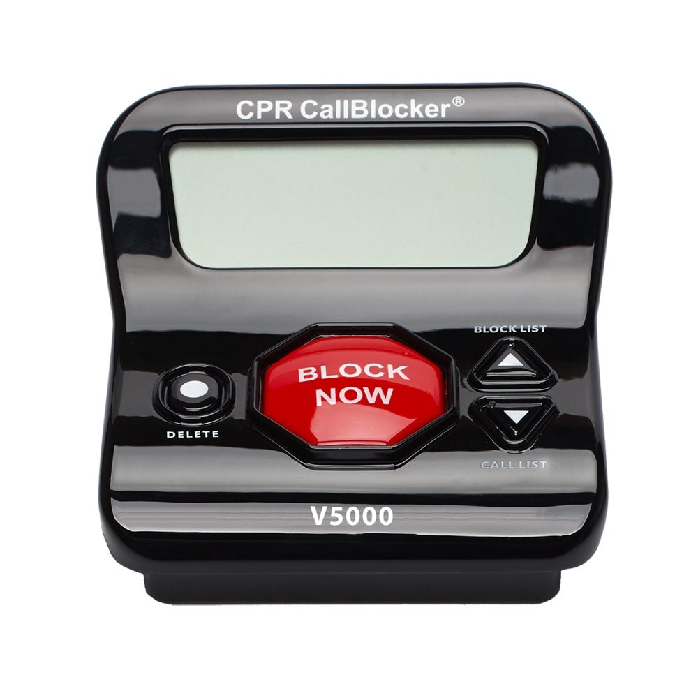 CPR Call Blocker for those unwanted calls