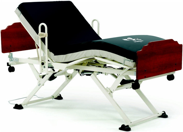 The CS-3 high low bed is the best value in high low beds,