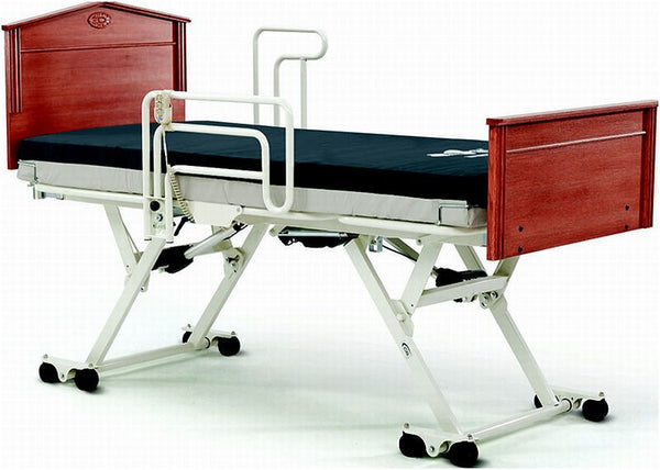 Invacare Cs5 Full Electric High Low Height Adjustable Bed