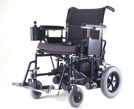 Drive Cirrus Folding Power Wheel Chair