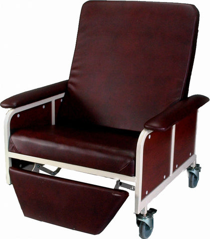 Convaquip Bariatric Recliner Chair ,Free Shipping to loading dock