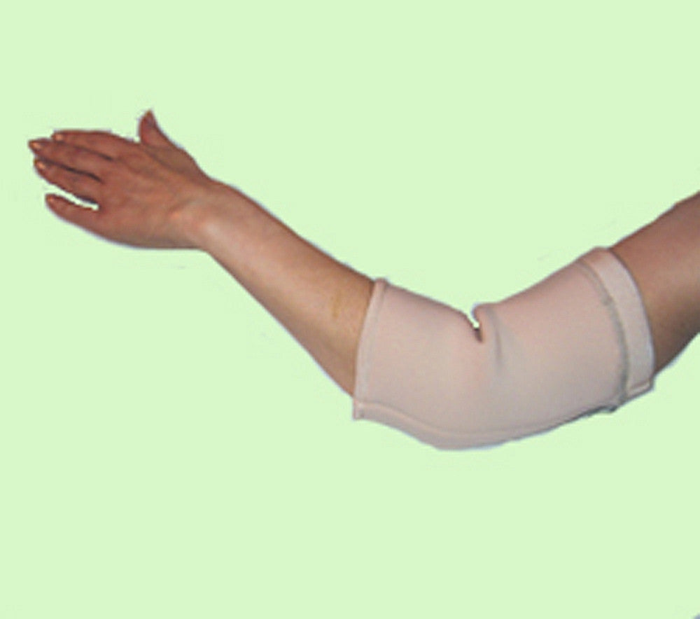 DermaSaver Elbow Tube,ET1350, two layers of MicroSpring Textile protects the elbow. Also the Double Elbow