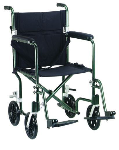 Drive Medical Fly-Weight Aluminum Transport Chair