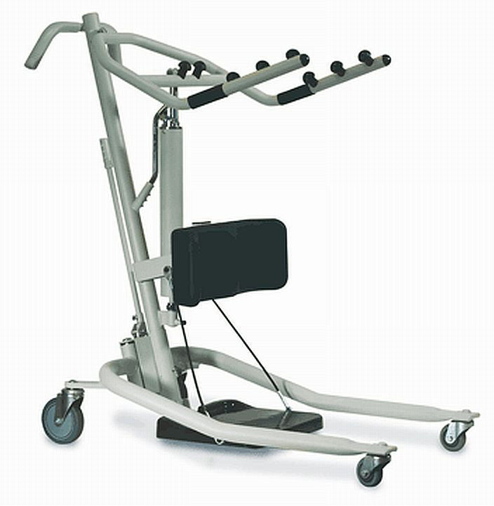 The Get-U-Up is a manual lift for the discerning buyer. If you need a sling we have those too!
