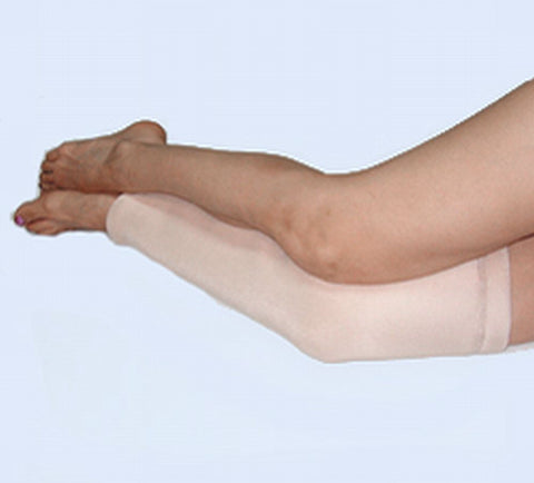 derma saver fabric promotes healing, this leg bandage can help you heal more quickly