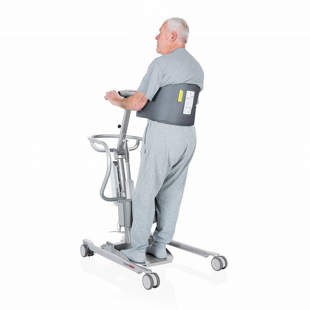 The Romedic minilift  is a sit to stand lift with features for the discerning.
