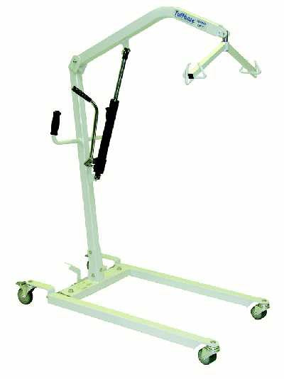 TuffCare P350 Patient Lifter, adjustable base