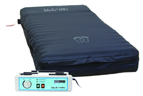 The ProBasics Satin Air APM2 low air loss mattress system
