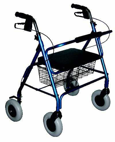 TuffCare R450 Wide Walker with bariatric capacity, FREE shipping in US