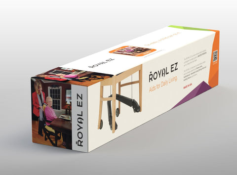 turn your own chair into a easy to move to the table chair.  easy asembly