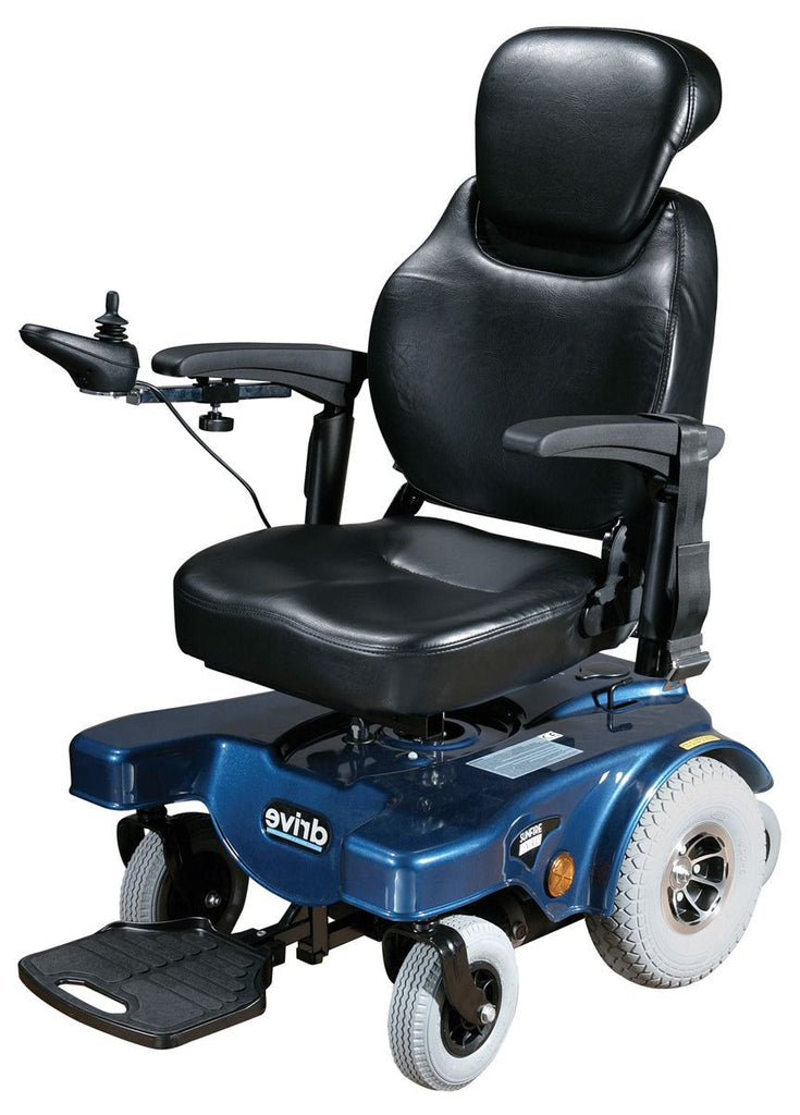Drive Sunfire Gladiator Heavy Duty Powerchair , 450 lbs and 500 lbs capacity