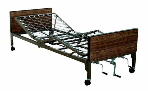 T1000 Bed Homecare Manual High / Low Adjustable Bed for home or hospital use