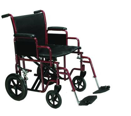 Drive Medical Heavy Duty Transport Chair FREE SHIPPING