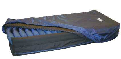 TuffCare Lateral Turning Low Air Loss Bariatric Mattress System ,1000 lbs capacity, ATM932-985