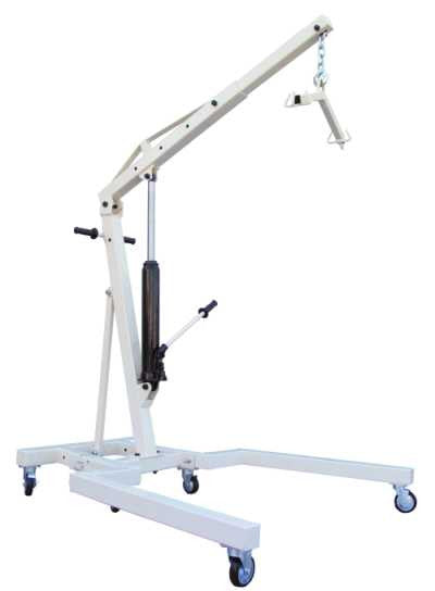 TuffCare P500 Hydraulic Patient Lift, 1000 lbs. capacity