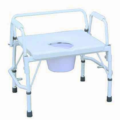 TuffCare M500 Bariatric Commode 700 lbs. capacity