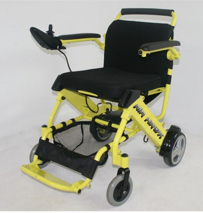 Air Hawk Portable Power Wheelchair Is Lightweight And