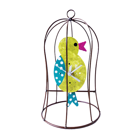 Bird in Small Cage