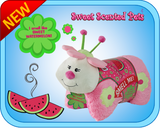 Sweet Scented Pets Watermelon Ladybug
