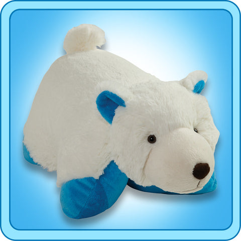 Wintry Polar Bear