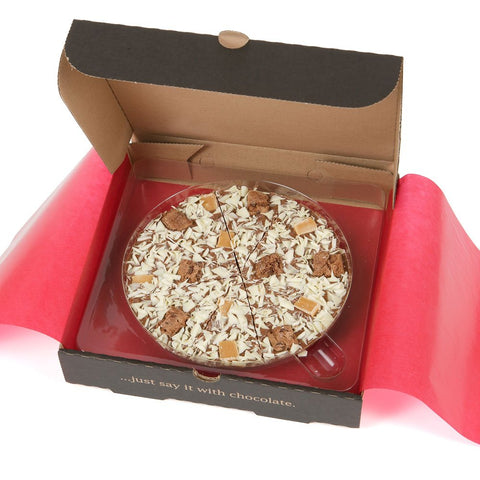 "Gourmet Chocolate 4"" Pizza -Various Flavours"