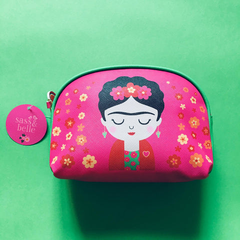 Frida Cosmetic Bag