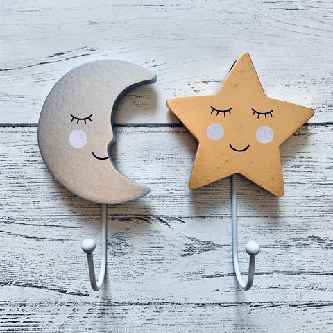 Star / Moon Hook