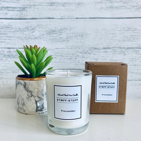 STWFF Welsh Sentiment Candles