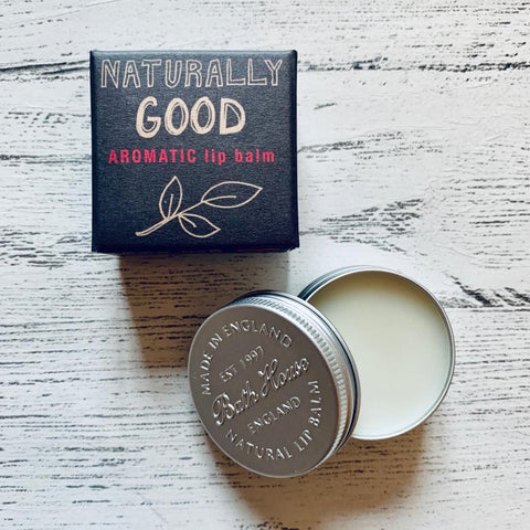 Barefoot & Beautiful Earth Lip Balms