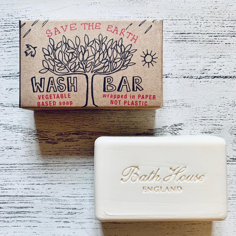 Barefoot & Beautiful Save The Earth Soap