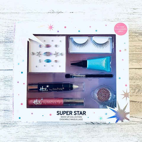 Halo Super Star Make Up Collection