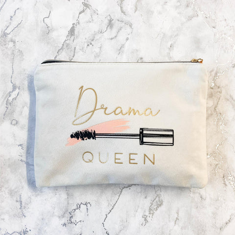 Blush 'Drama Queen' Beauty Bag