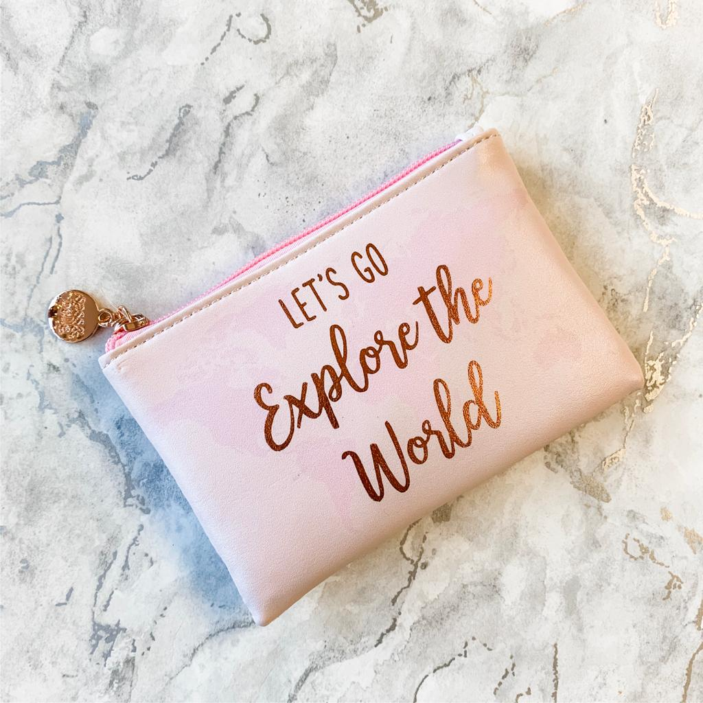 World Explorer Coin Purse
