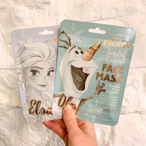 Disney Frozen Face Masks