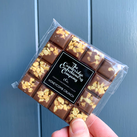 Honeycomb Crunch Square Bar