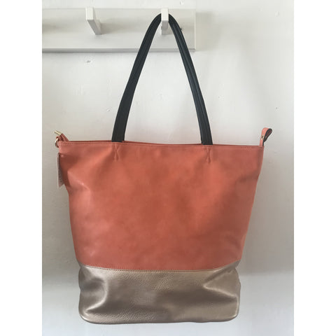 Two Tone Hold-All Bag