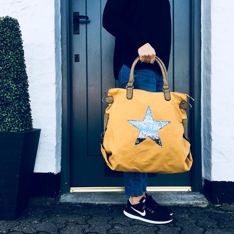 Star Hold-All Bag