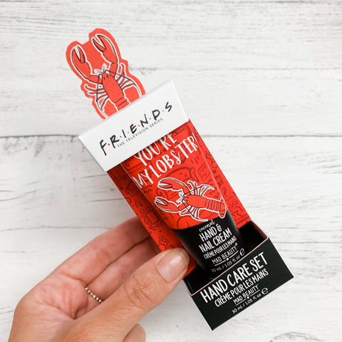 Friends Lobster Hand Care Set
