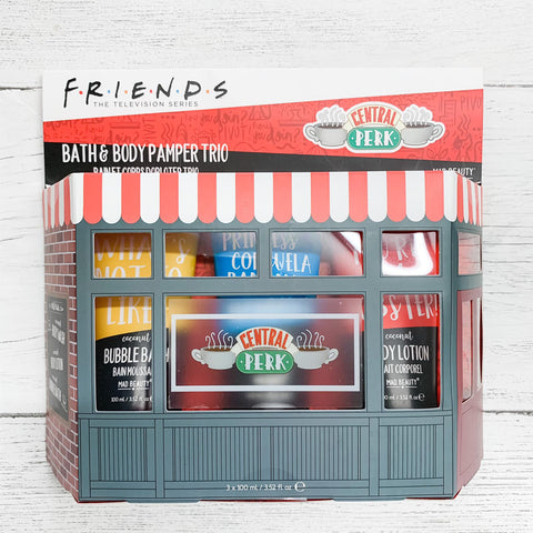 Friends Bath and Body Pamper Trio