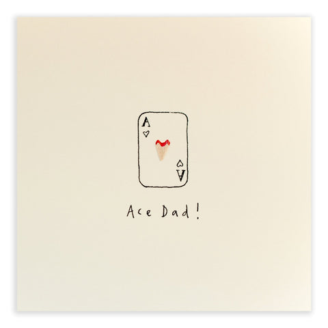 Ace Dad! Card