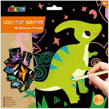 Scratch Junior - My Dinosaur Friends