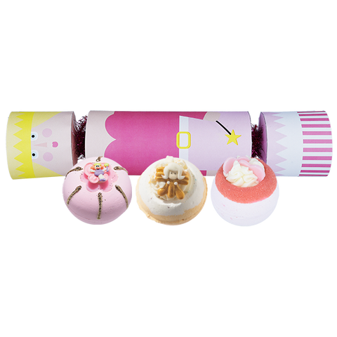 Fairy Godmother Cracker Bath Blaster Gift Pack