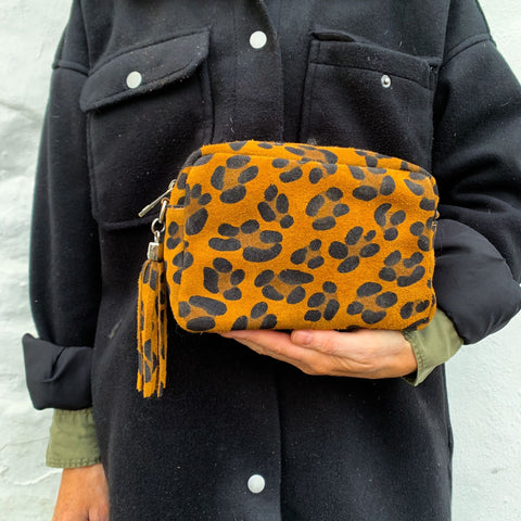 Navy Floral and Bird Pint Kimono