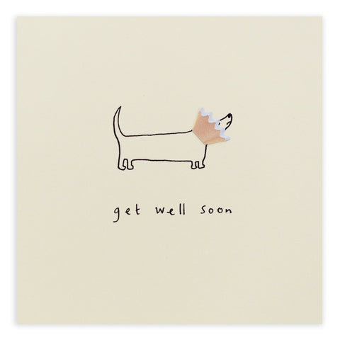 Get Well Soon Dog Cone