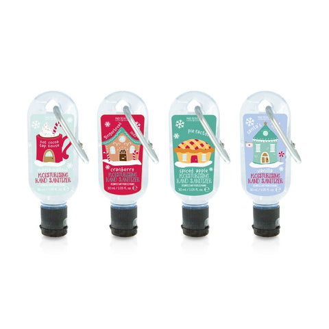 North Pole Clip & Clean Hand Sanitizer