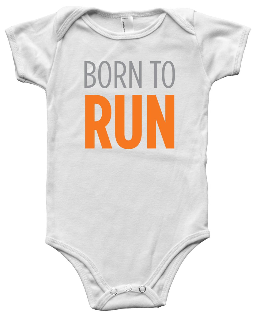 Born to Run Onesie