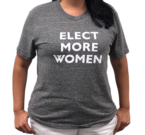 Elect More Women Tee