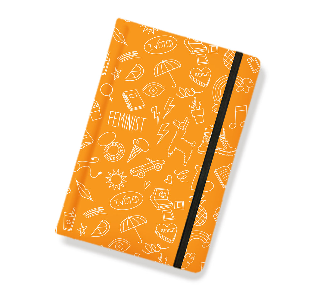 Girl Power Notebook