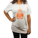 Run Like a Girl Tee