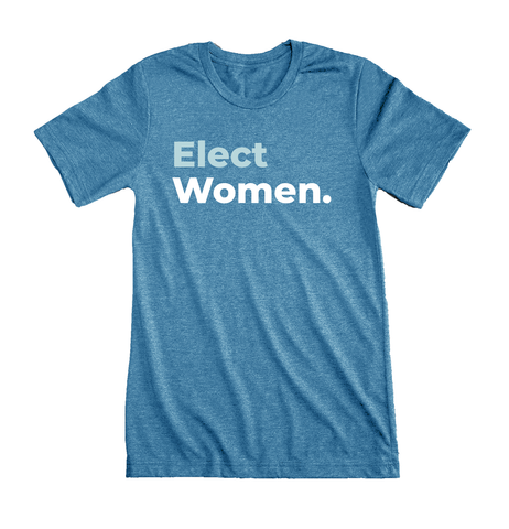 Elect Women Identity Tees (Preorder)